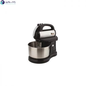 NS 932 Nasa Stand Mixer 400W 300x300 - همزن کاسه دار ناسا 400 وات NS-932