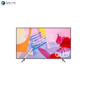 Infographic Samsung QLED Smart TV 4k Model 55Q60T